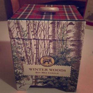 Winter Woods Soy Wax Candle
